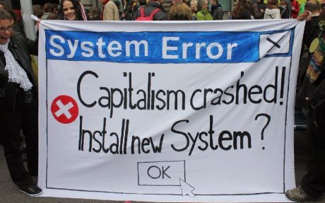 Is Postcapitalism on its way?