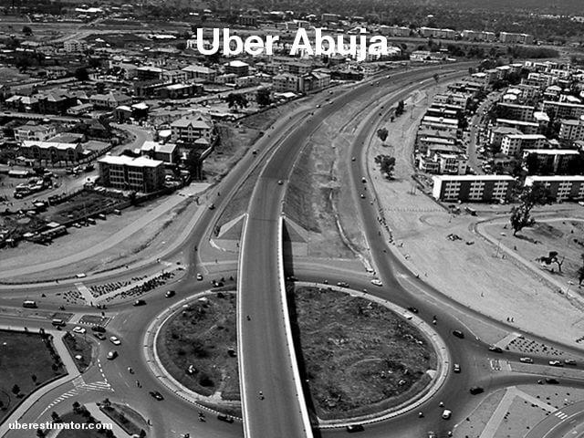 Uber in Abuja