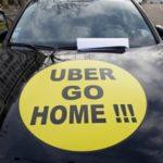 Nein Uber in Berlin