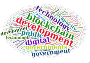 Blockchains in the Public Sector